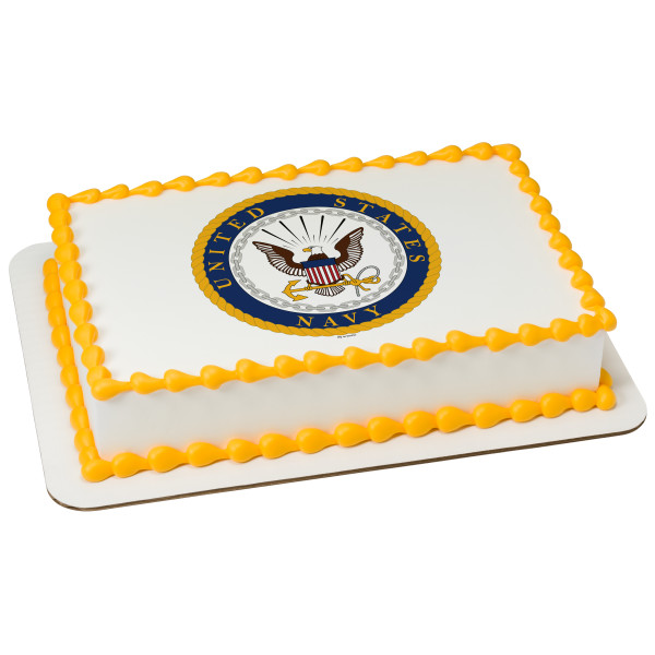 United States Navy Edible Image®