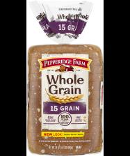 Pepperidge Farm® Whole Grain 15 Grain Bread