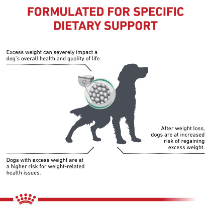 Satiety Support Weight Management Dry Dog Food