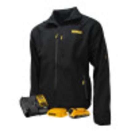 DEWALT® Unisex Heated Structured Soft Shell Jacket