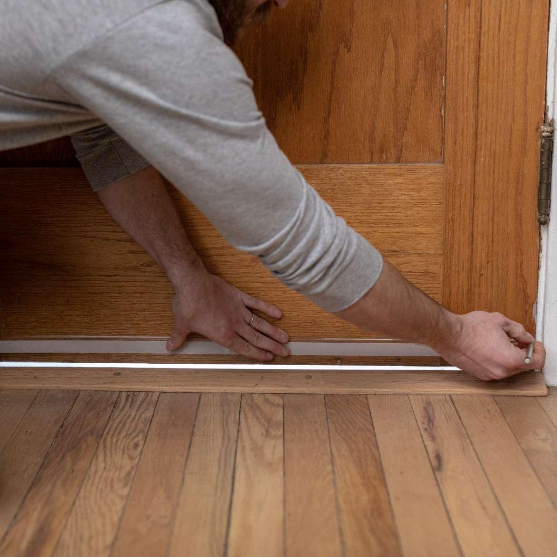 Self-Adhesive Door Bottom Seal