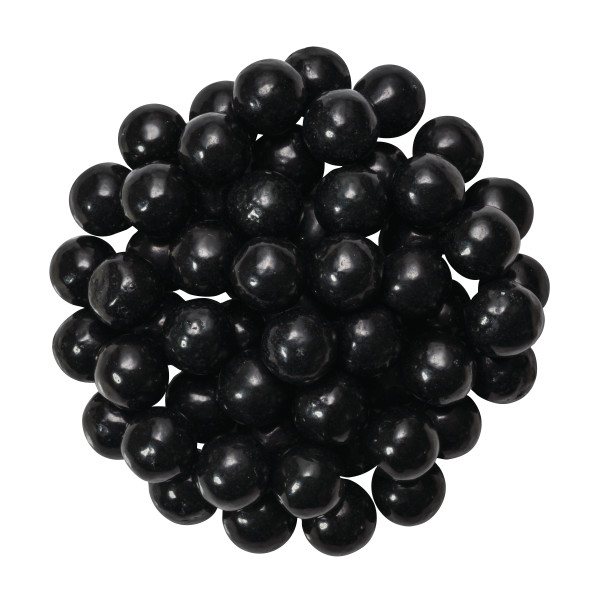 Black Sugar Candy Decorations