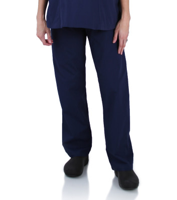 Urbane Essentials Maternity Scrub Pant for Women: Classic Relaxed Fit 9798-