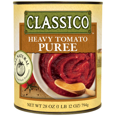 Classico Heavy Tomato Puree 28 oz Can