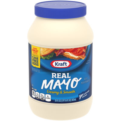Kraft Mayo Real 30 fl oz Jar