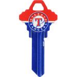 MLB Texas Rangers Key Blank