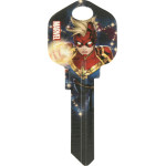 Marvel's Captain Marvel Fiery Fist Key Blanks