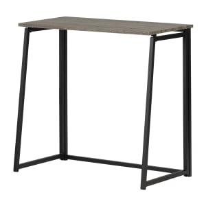 Evane - Industrial Folding Computer Desk