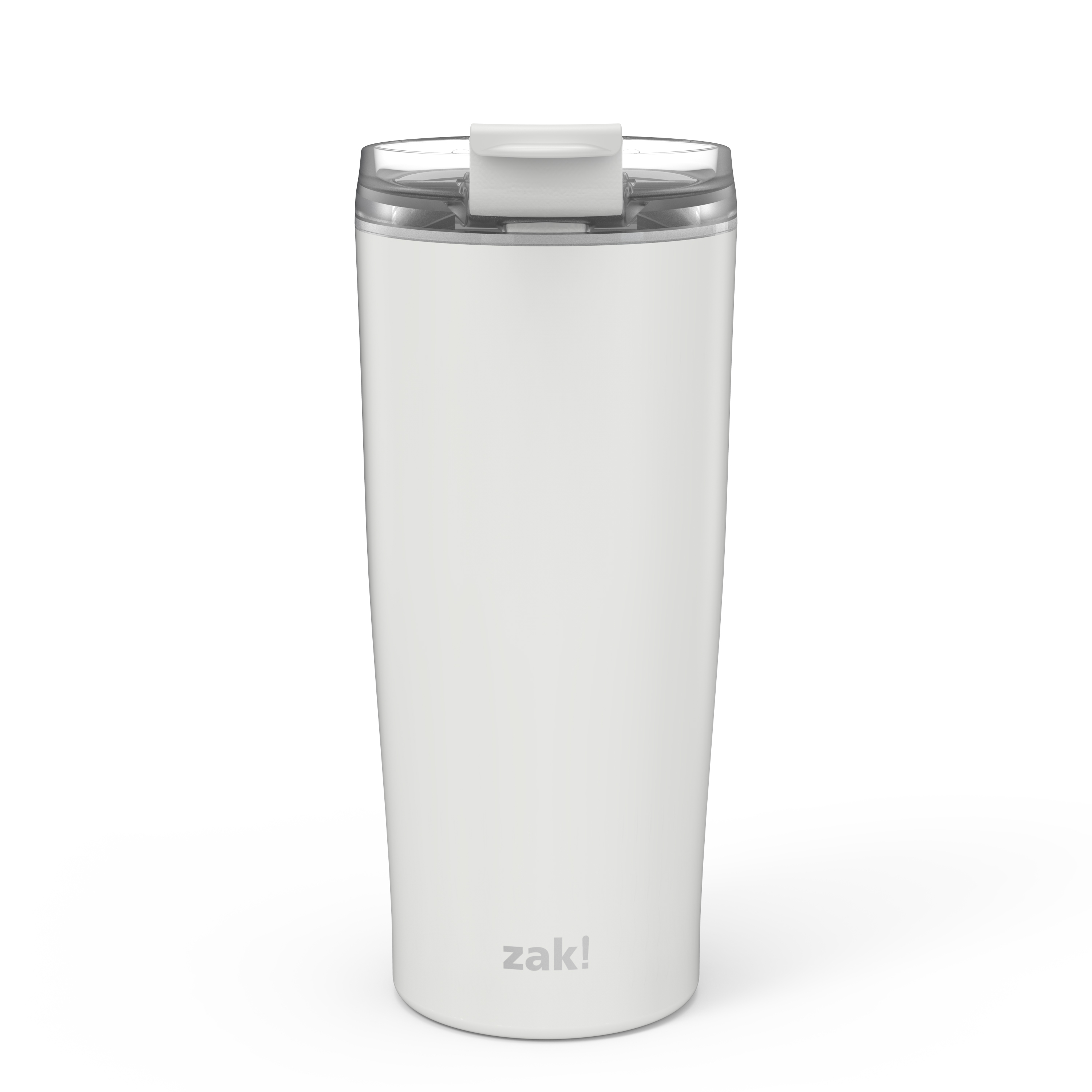 Aberdeen 20 ounce Vacuum Insulated Stainless Steel Tumbler, Gray slideshow image 2