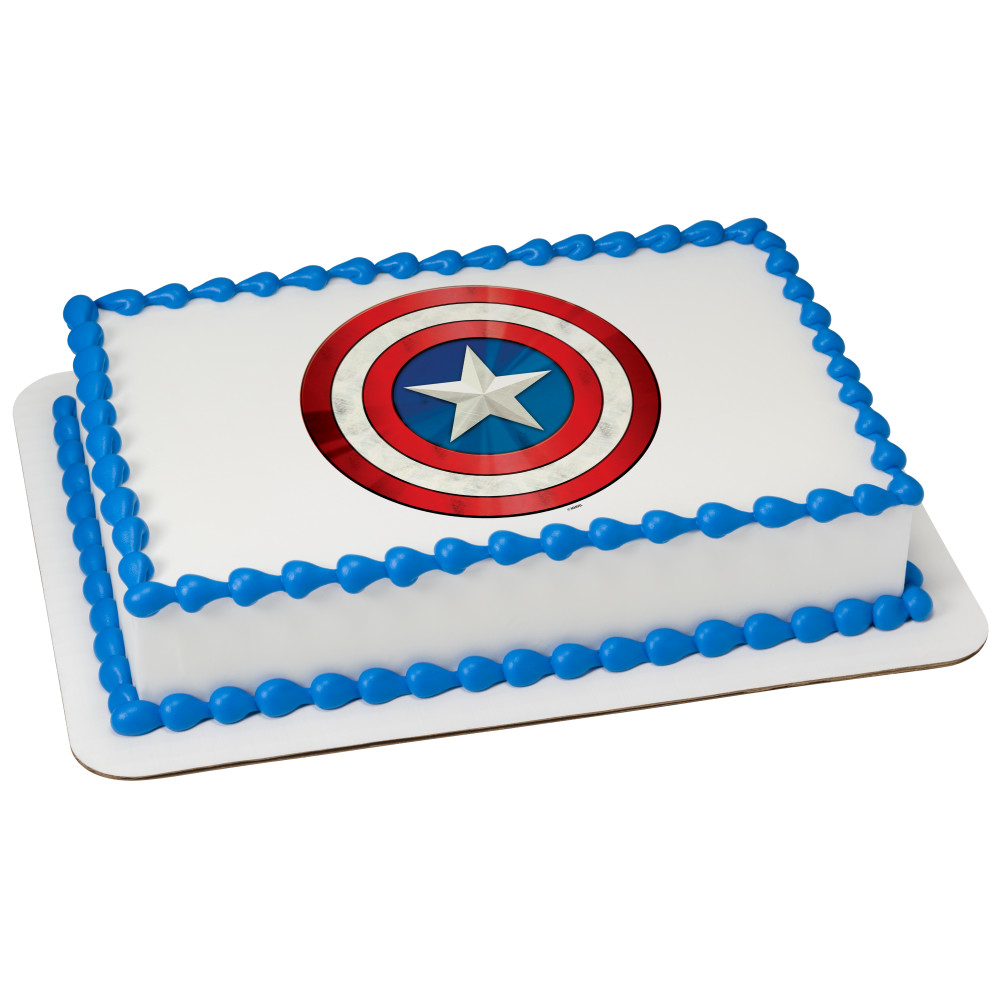 Marvel's Avengers Captain America Icon