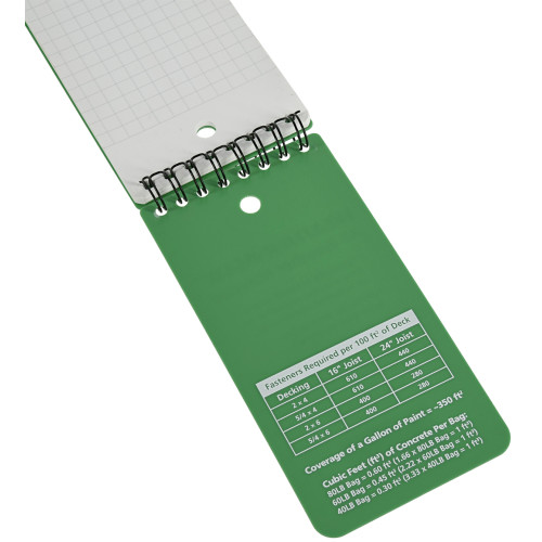 48-page All-Weather Notepad (6