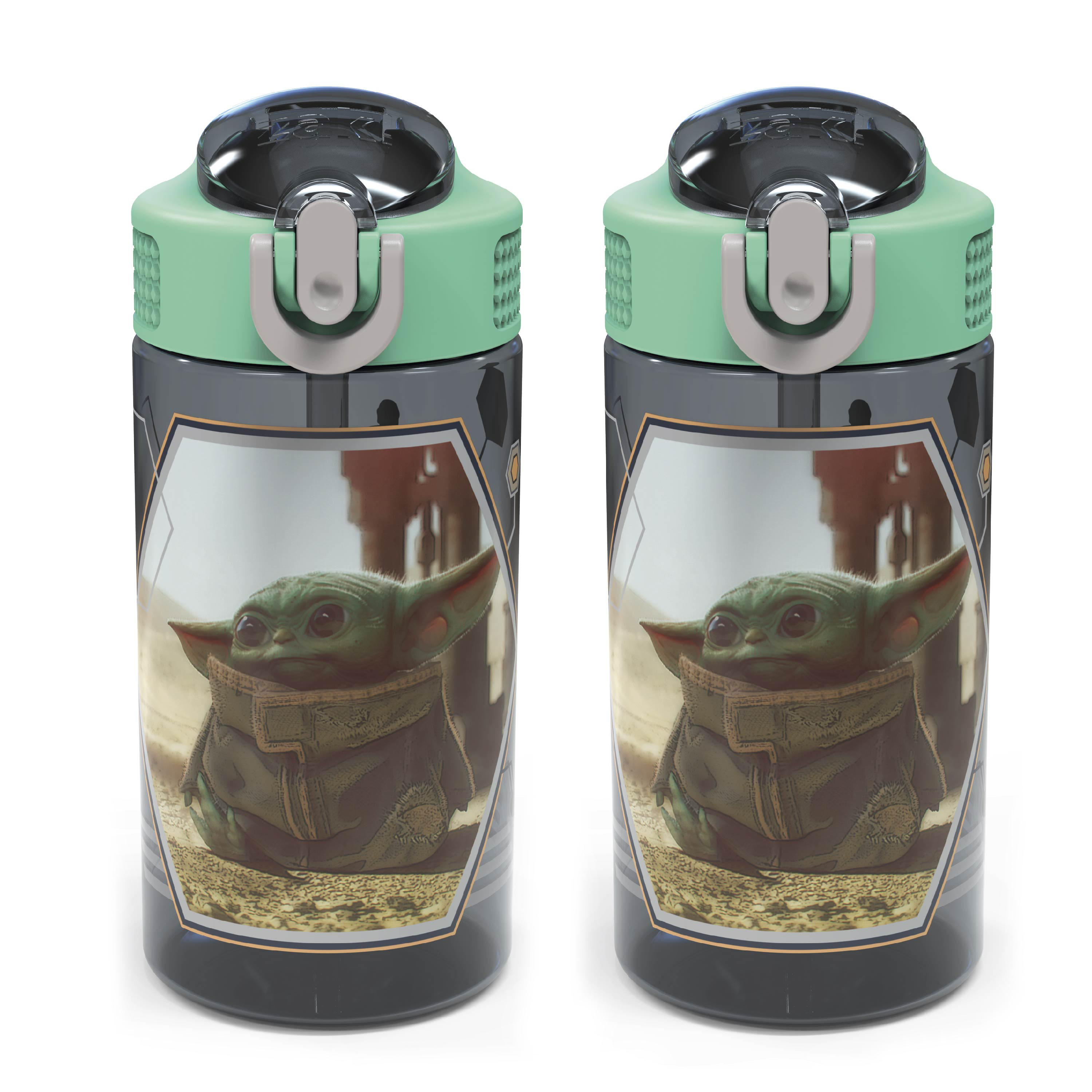 Star Wars: The Mandalorian 16 ounce Water Bottle, The Child slideshow image 1