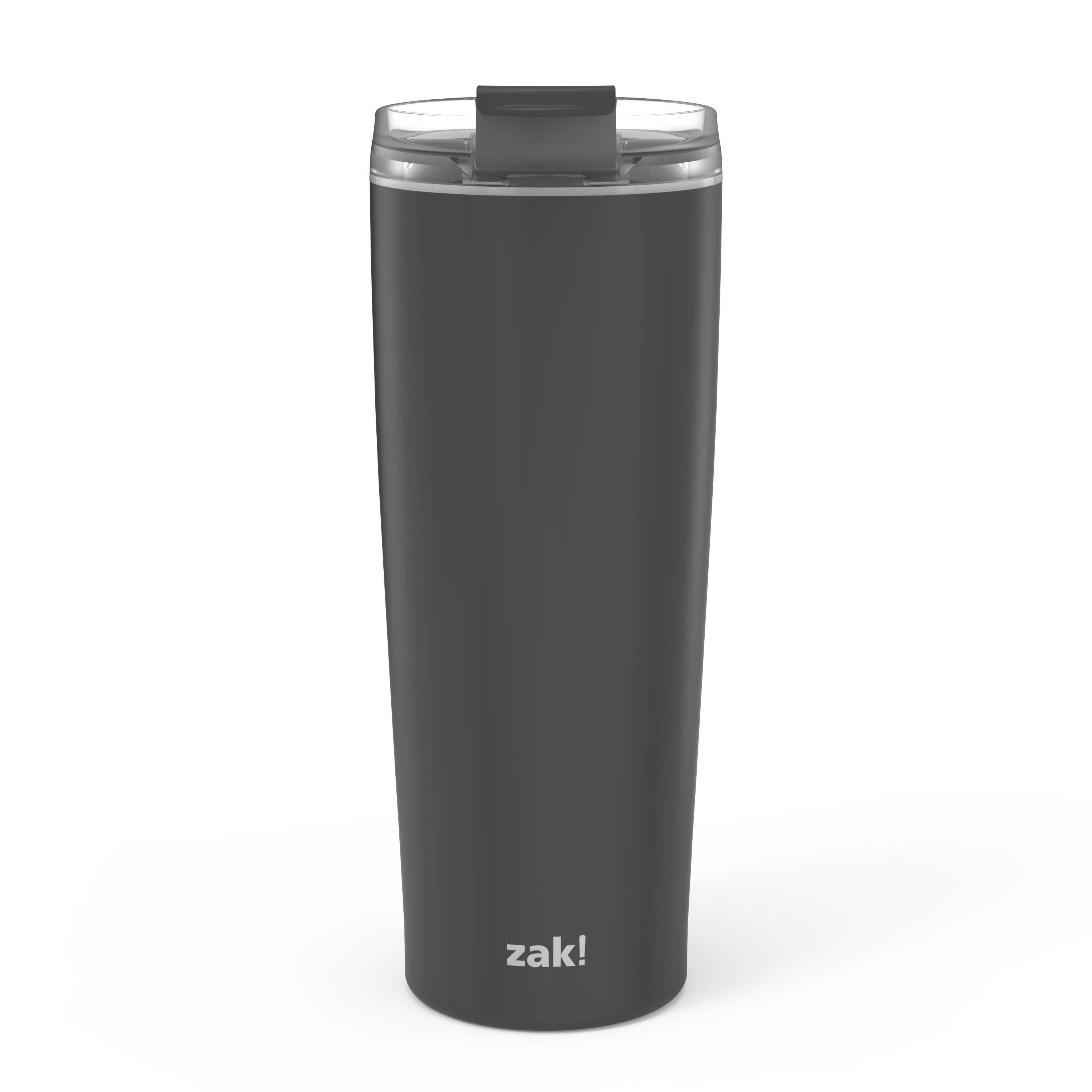 Aberdeen 24 ounce Vacuum Insulated Stainless Steel Tumbler, Charcoal slideshow image 2