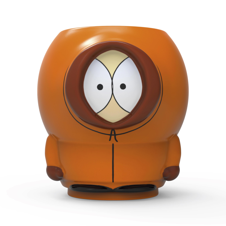 South Park 14 ounce Ceramic Coffee Mug, Kenny slideshow image 1