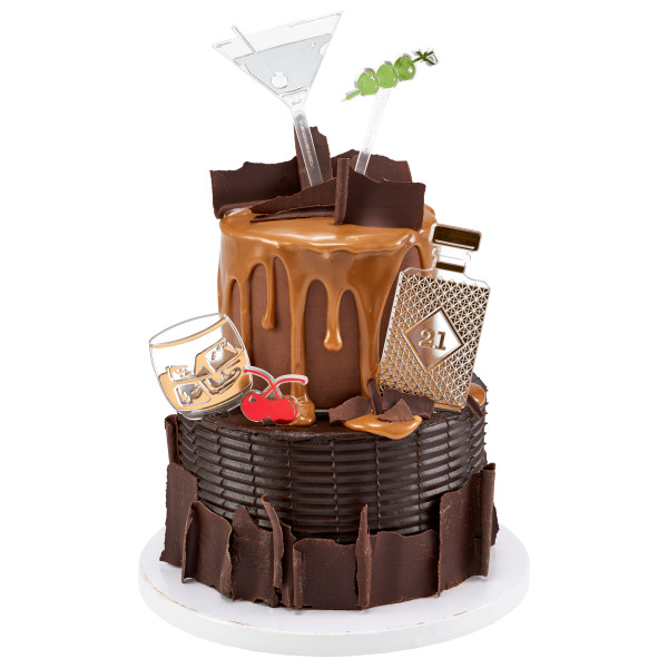 Mixology Assortment Cake Kit