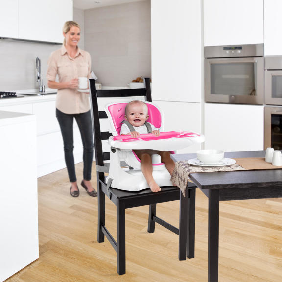 SmartClean ChairMate High Chair™ - Magenta