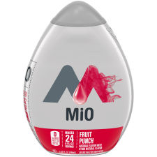 MiO Fruit Punch Liquid Water Enhancer 1.62 fl oz Bottle