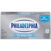 Philadelphia 1/3 less Fat Cream Cheese Brick 8 oz Box