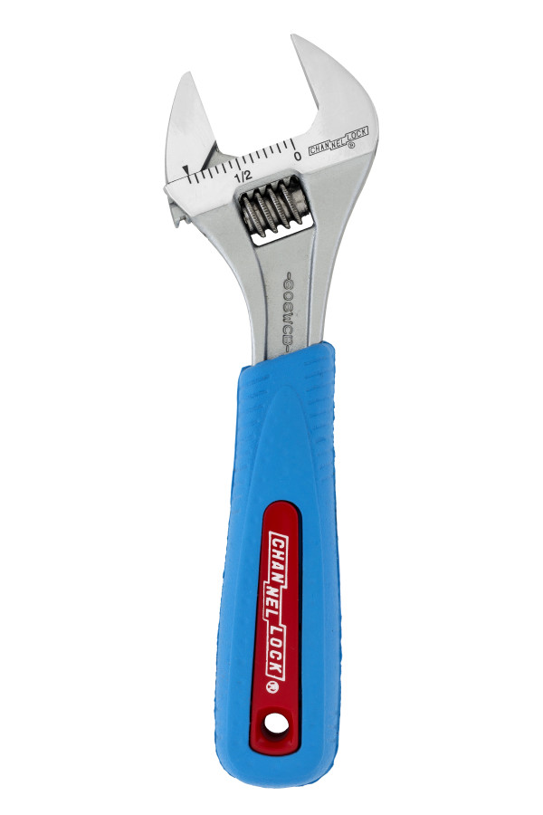806WCB 6-inch CODE BLUE® Adjustable Wrench