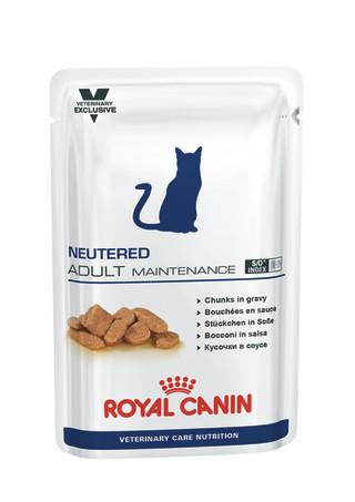 Neutered Adult Maintenance (in gravy)