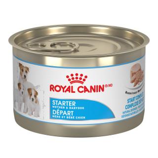 Starter Mousse Canned Dog Food