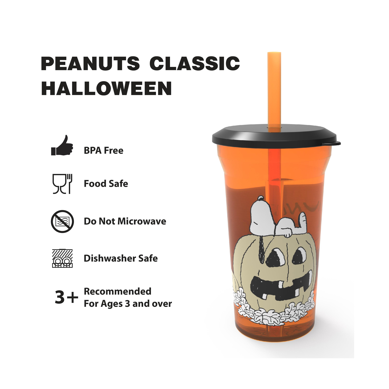 Peanuts Kid's Mealtime Set, The Great Pumpkin, 3-piece set slideshow image 5