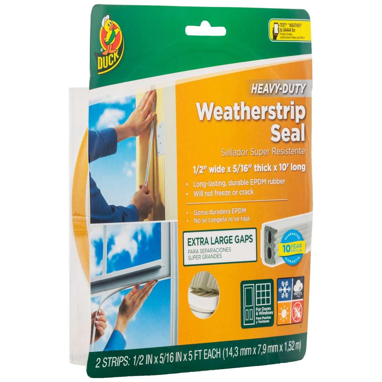 Heavy-Duty Weatherstrip Seals Image