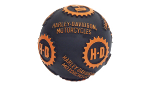 Harley-Davidson Vinyl Dog Toy