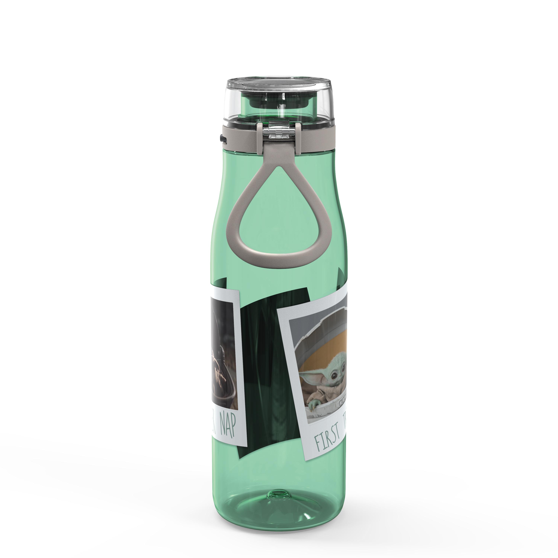 Star Wars: The Mandalorian 25 ounce Water Bottle, The Child, 3-piece set slideshow image 5
