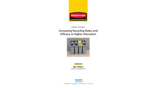 To improve efficiencies and maximize diversion rates, MSU needed a simplified, standardized approach to their recycling program.