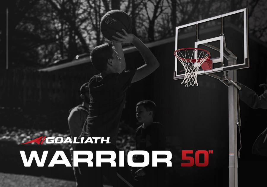 """50"""" Warrior"""