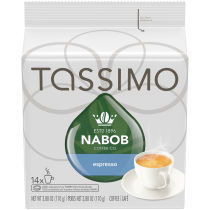 Tassimo Nabob Espresso Single Serve T-Discs