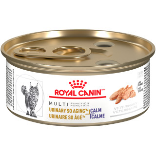 Feline Urinary SO® Aging 7+ + Calm Canned Cat Food