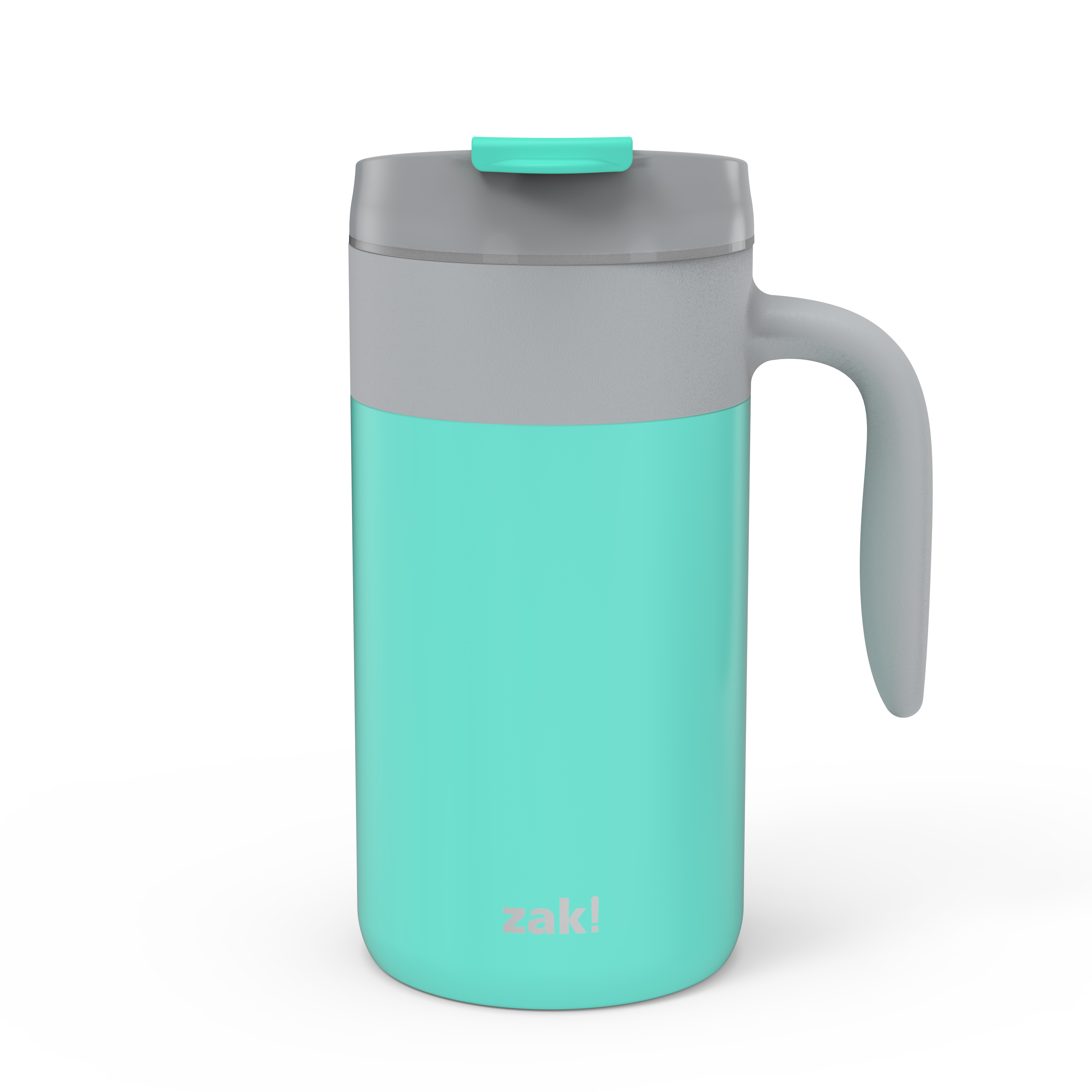 Aberdeen 20 ounce Vacuum Insulated Stainless Steel Tumbler, Green slideshow image 1