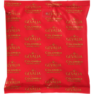 GEVALIA Colombian Coffee, 8 oz. Bag (Pack of 20) image