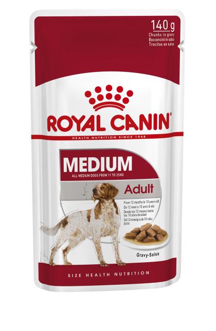 Medium Adult (in gravy)