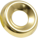 Brass Countersunk Finish Washers
