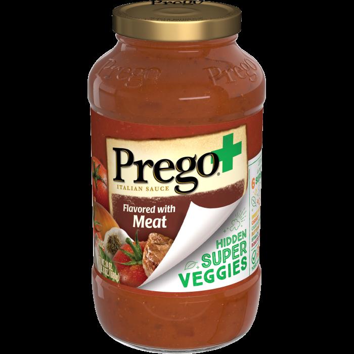 Prego Hidden Veggies with Meat