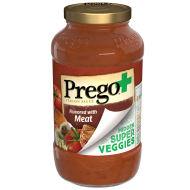 Hidden Super Veggies Flavored with Meat Italian Sauce