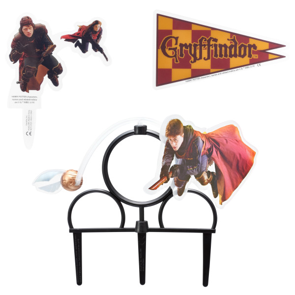 HARRY POTTER™ Quidditch™ Chase DecoSet®