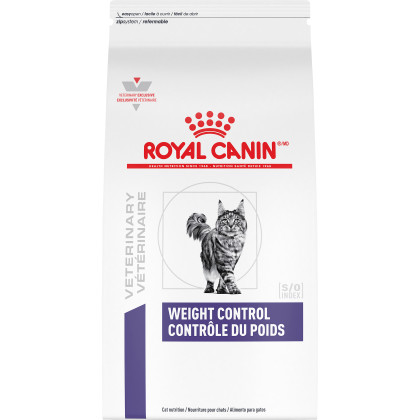 Royal Canin Veterinary Diet Feline Weight Control Dry Cat Food
