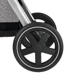 All-terrain tires for a smooth ride!