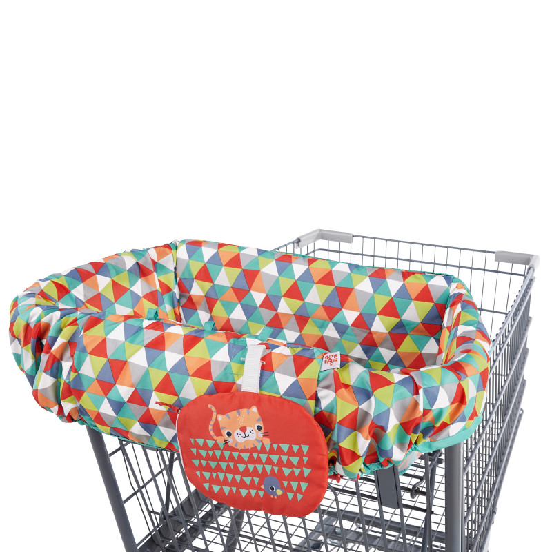 2-in-1 Deluxe Cozy Cart Cover™ - Prism Glimmer