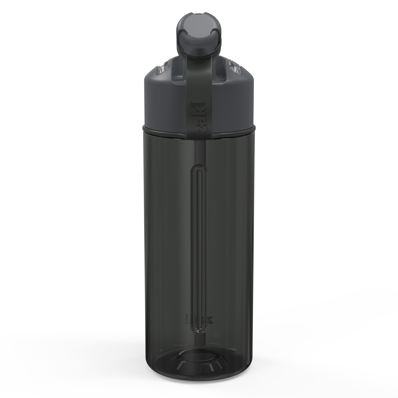 Genesis 24 ounce Water Bottle, Charcoal