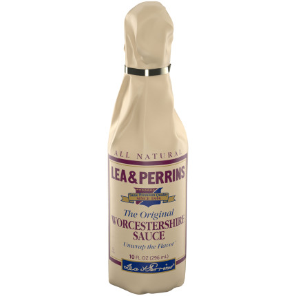 LEA & PERRINS Original Worcestershire Sauce 10 oz Bottle