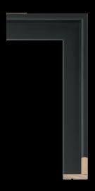 Silhouette Black 1 3/4