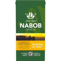 Nabob Breakfast Blend Ground Coffee