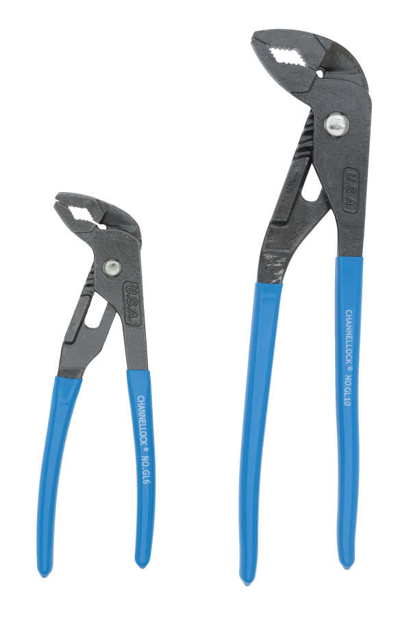 GLS-2 2pc GRIPLOCK® Tongue & Groove Pliers Set