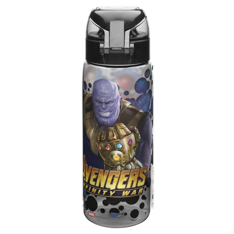 Marvel Comics 25 ounce Water Bottle, Spider-Man, Groot, Star-Lord & Rocket Raccoon slideshow image 3
