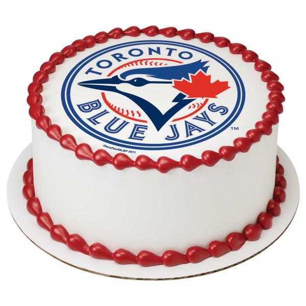 MLB® Team PhotoCake® Edible Image®